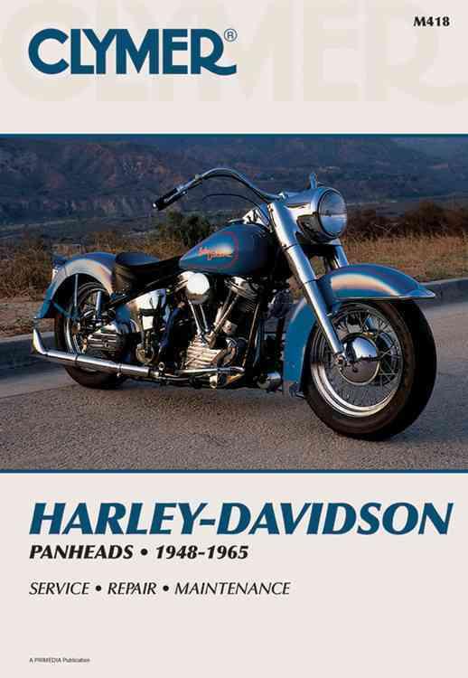 Harley-Davidson Panheads, 1948-1965/M418